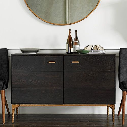 Found it at DwellStudio - Kokomo Media Console                                                                                                                                                                                 More