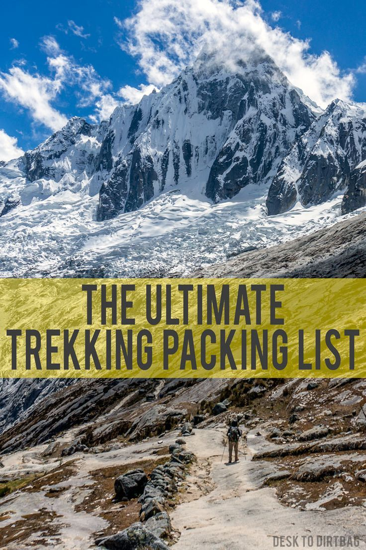 Here's what you need on your next multi-day hike or trek, along with the gear I use and love, and a downloadable PDF so you don't forget anything.