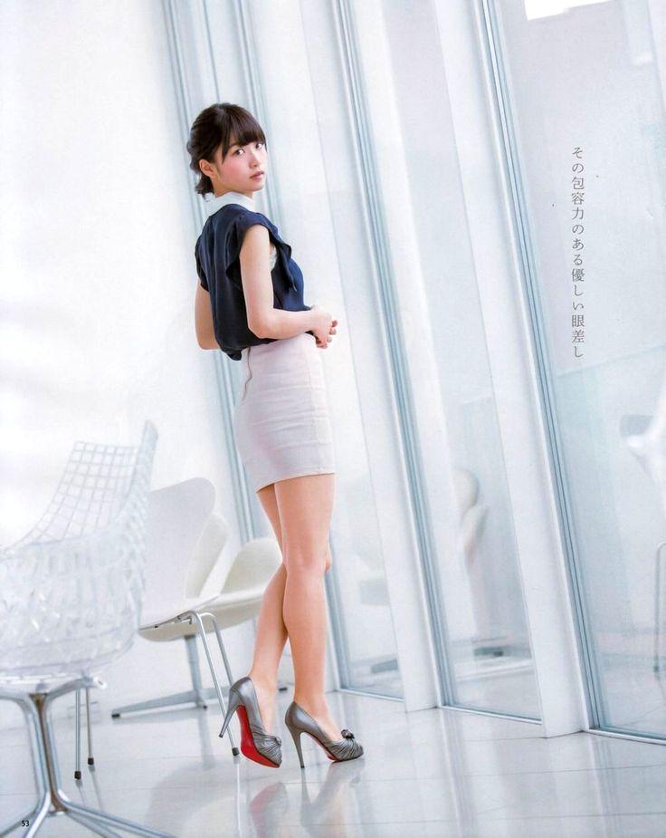 yic17: Fukagawa Mai (Nogizaka46) | BOMB Love Special 2015.09 Issue