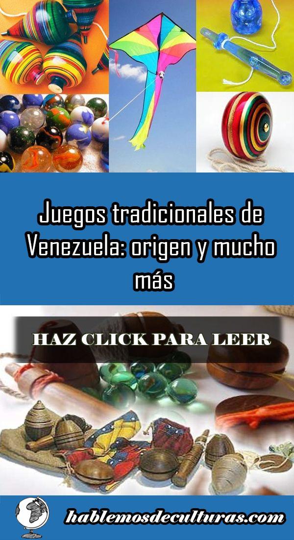 Juegos Tradicionales De Venezuela Origen Y Mucho Más Juegos Tradicionales Juegos Venezuela