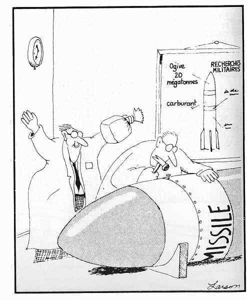 Any Gary Larson Far Side fans here? Need a specific one.. - Page 2 - AR15.COM