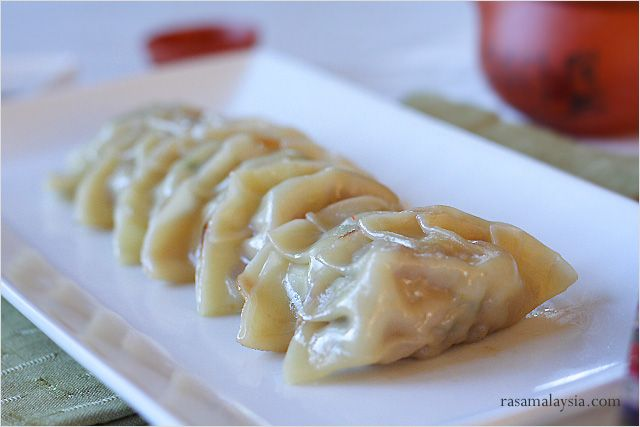 Potstickers Recipe (Chinese Dumplings) Recipes — Dishmaps