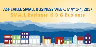 Asheville Small Business Week, May 1-4, 2017