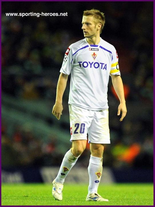 Martin JORGENSEN Fiorentina