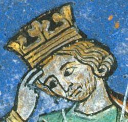 Fulk, King of Jerusalem -One of the original 5 Knights Templar