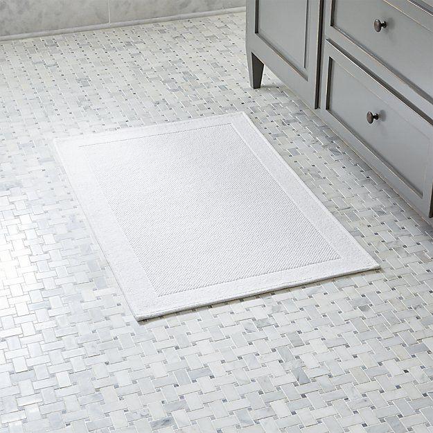 The Best Cream Bath Mats Ideas On Pinterest Stripe Rug Bath - Black and white harlequin bath mat for bathroom decorating ideas