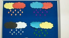 Renkler grafiği #okulöncesi #renkler çocukların çok dikkatini çekti, herkes yapabilir basit bir etkinlik