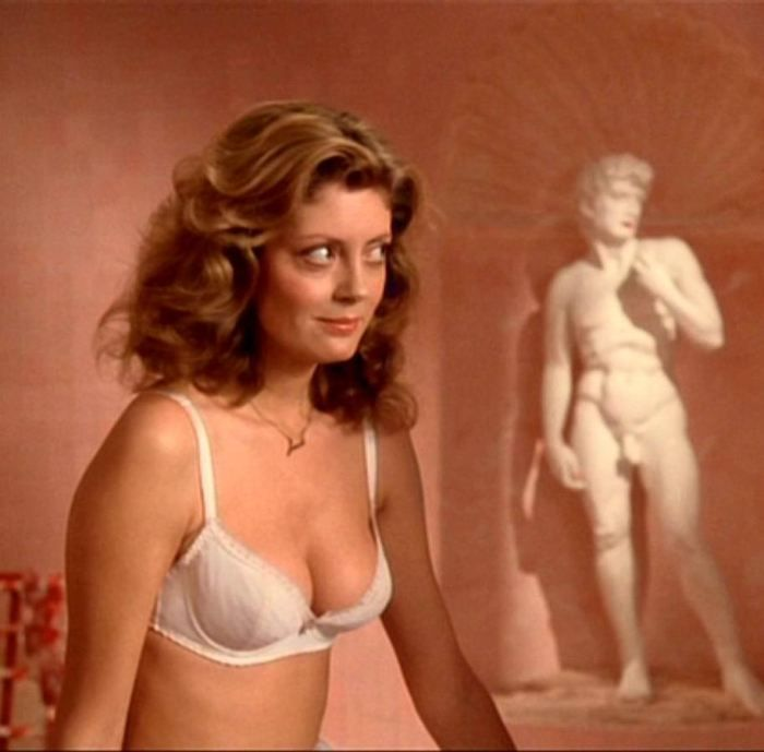 Susan Sarandon 1971 in ROCKY HORROR PICTURE SHOW. Classic!
