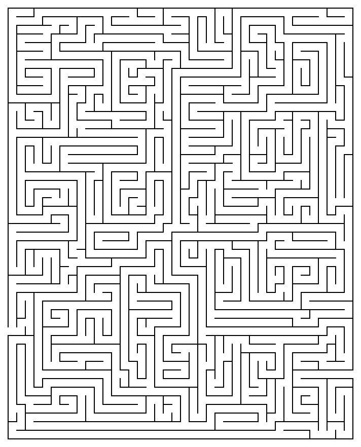 Printable Maze Puzzles for Adults Printable Maze 20 mazes Maze