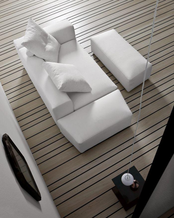 Biała dama  #white #sofa #pianca #relax