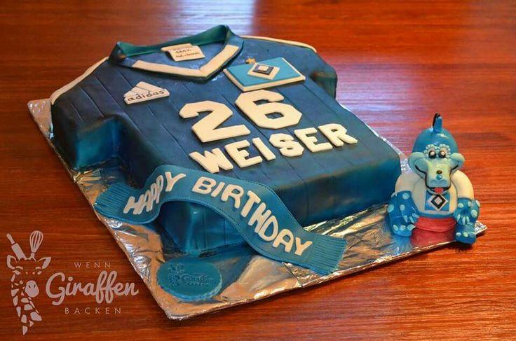 HSV football cake