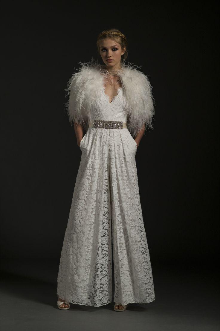 Noemia Dress | Temperley London Bridal Winter 2017