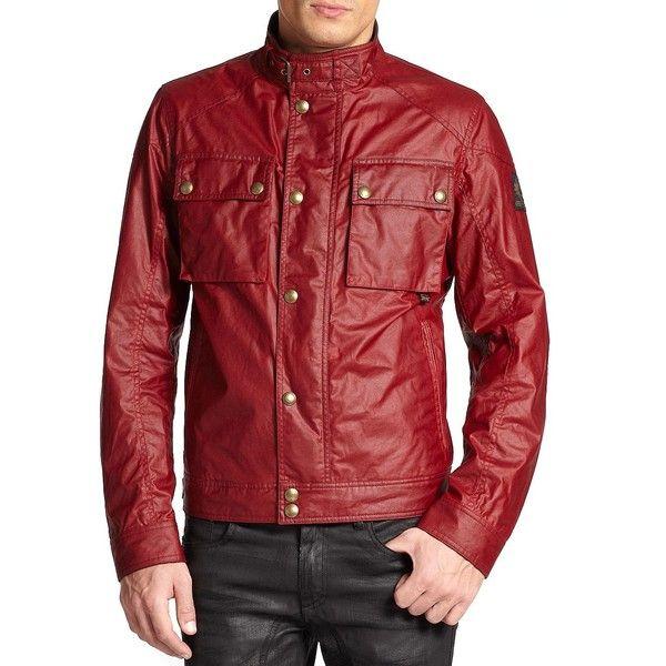 Belstaff Racemaster Red