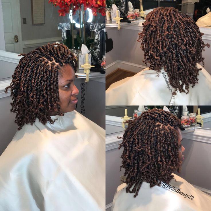 Nubian Twist Hair In 2019 Hair Styles Natural Hair