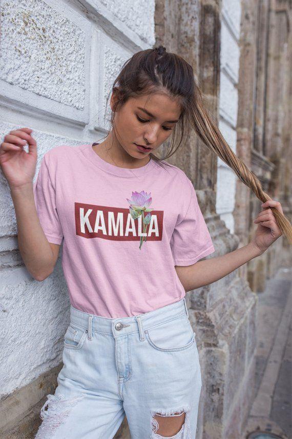 Kamala Harris 2020 Lotus Flower Shirt T Shirt Tee Unisex Size Etsy In 2020 Dental Shirts Dental Assistant Shirts Dental Hygienist