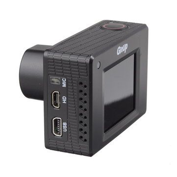 GitUp Git2P 2160P WiFi Action Camera 90 Degree Lens FOV Support Remote control Sale - Banggood.com