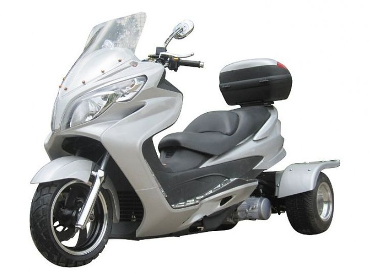 3 Wheeled Mopeds For Sale