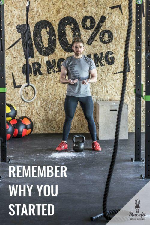 Nigdy nie traćcie z oczu swego celu! #sport #gym #workout #crossfit #siłownia #ćwiczenia #mięśnie #forma #motywacja #cytat #motivation