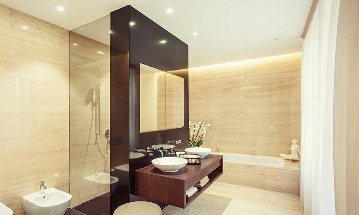 ...bathroom...