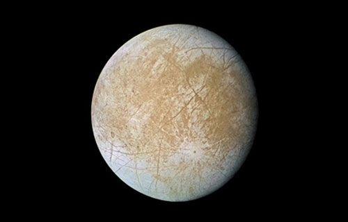 Life's building blocks common on Europa
