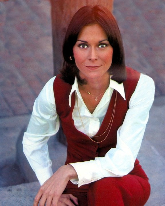 Kate Jackson as Sabrina of Charlie's Angels