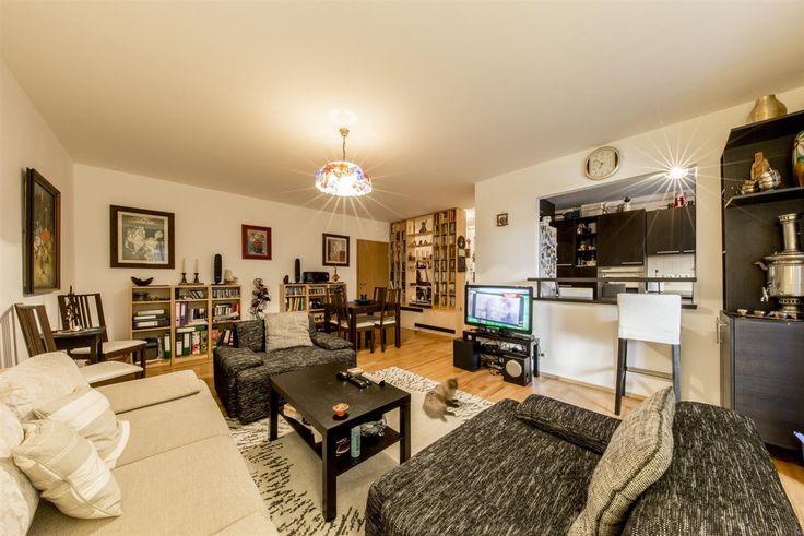 Apartament 3 camere, garaj si boxa  Barbu Vacarescu, Daniel Dobre
