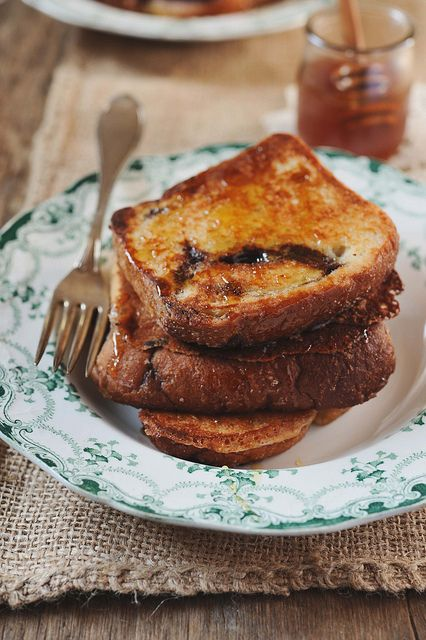 how to make french toast with thin bread
