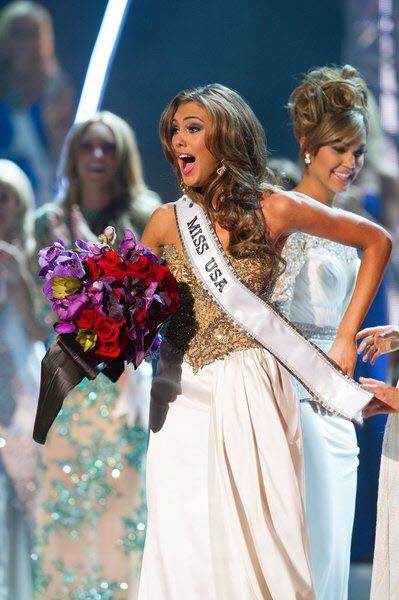 Miss Connecticut Erin Brady crowned Miss USA 2013