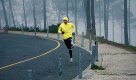 Complete running workout (opwarming, stretchen, hardlooptraining, spieroefeningen)