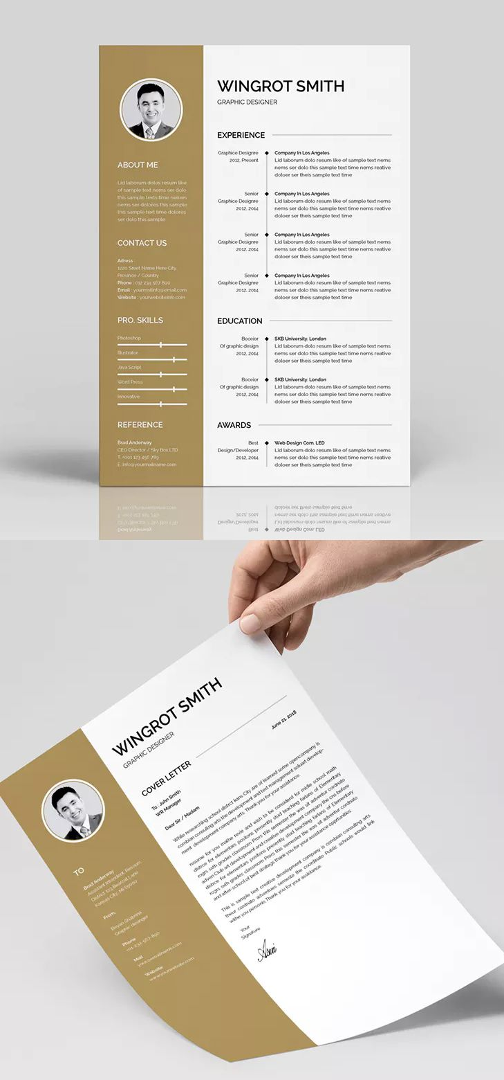 Resume Template Resume Template Resume Templates Downloadable Resume Template