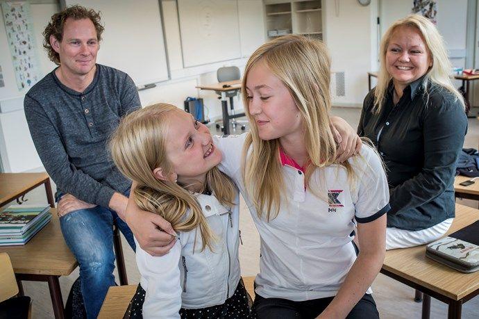 Norsk par flytter kloge børn til Aalborg-skole | Nordjyske.dk #dansk #gifted #norsk