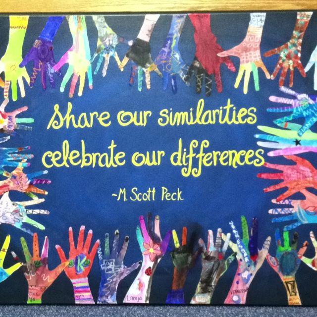 Multicultural Classroom Decor ~ Best diversity bulletin board ideas on pinterest