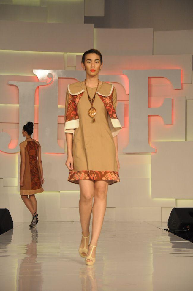 dress tenun | I love fashion | Pinterest | Dresses