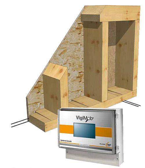 Illustration du vigimob id e construction maison for Construction maison rapide