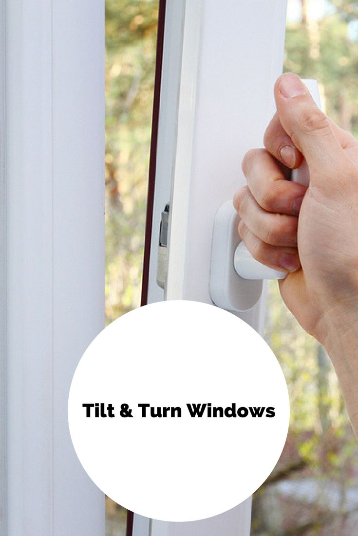 Tilt and turn windows offers a practical and modern dimension to your homes. Whilst most standard windows open outwards, tilt and turn windows open inwards for increased safety, ventilation and easier upkeep. These windows have long been the standard on the continent due to their excellent weather proofing and security features. The tilting vent position is also very attractive.