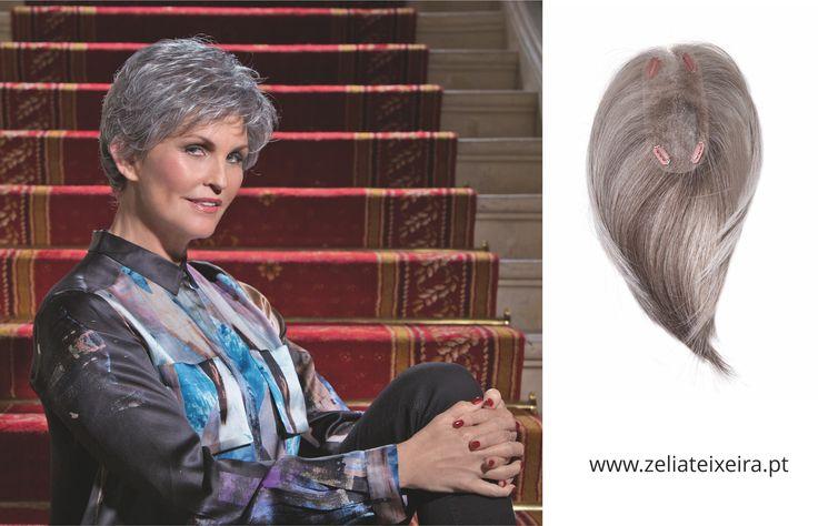 Postiço | Just | Futura Hair | www.zeliateixeira.pt