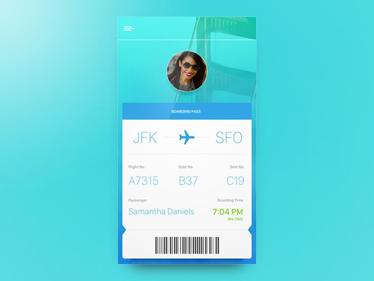 Day 7 - Boarding Pass