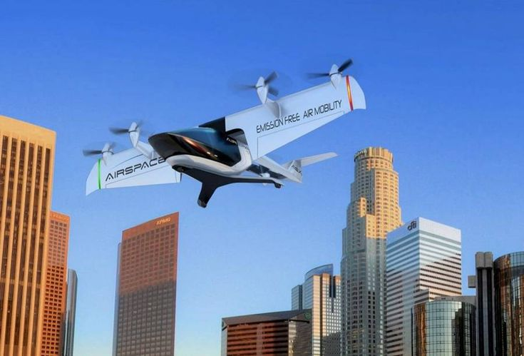 AirSpaceX's autonomous electric flying taxi, designed for fast, clean, and reliable air transportation, will fly by 2026.  AirspaceX is an air mobility company leveraging recent advances in electric propulsion, automation, and lightweight materials