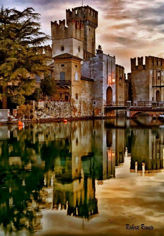 Sirmione is a commune in the province of Brescia, in Lombardy.