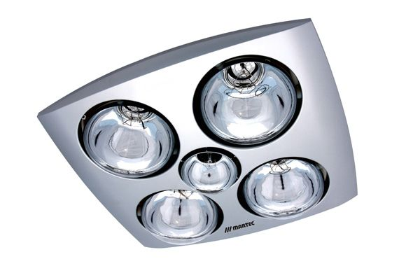 36 best bathroom lightingheating images on pinterest bathroom the contour 4 comes complete with infrared heat lamps powerful and quiet ball bearing exhaust fan cfl light globe labelled switch ducting and grill plus aloadofball Gallery
