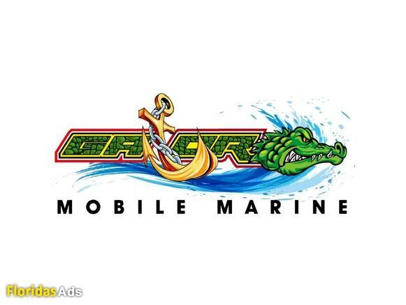 Marine Electronic Installations & Boat Repairs - Licensed & Insured Gator Mobile Marine provides professional and reliable boat repairs & marine electronic installations in ...
