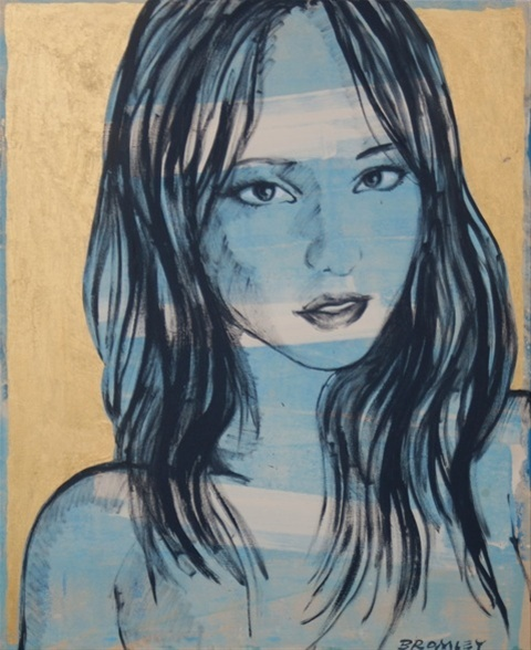 """""""Kaye"""" by David Bromley (Lot Number 17) 