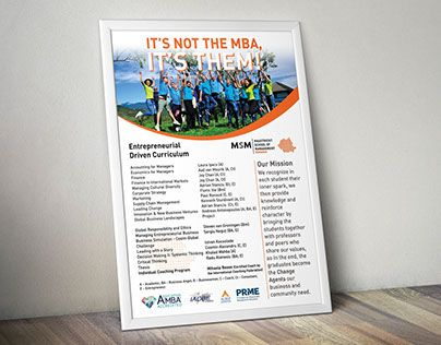 """Check out new work on my @Behance portfolio: """"MSM Ro posters"""" http://on.be.net/1HvswAE"""