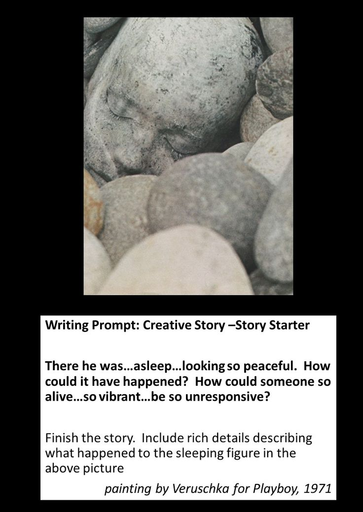 creative writing story ideas belonging