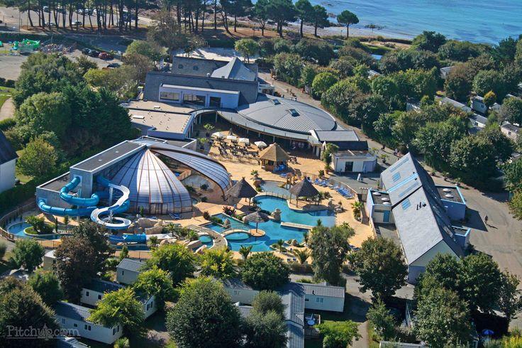Camping L'Escale Saint-Gilles, Benodet, Finistère - Pitchup.com