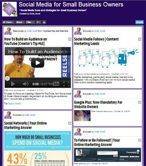 Link Building: Curation  Using Scoop.it as a tool for your Link Building  http://premiumwebsites.net/link-building-curation/