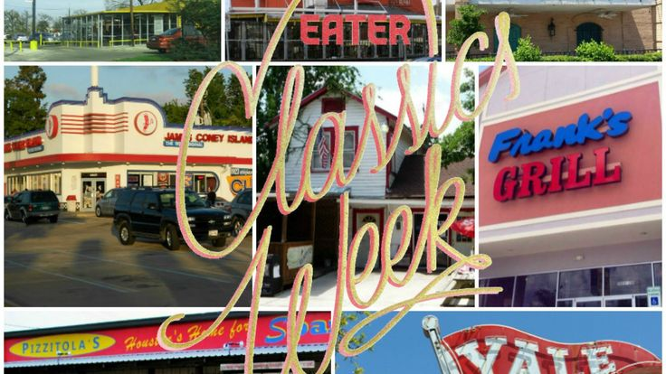 25 classic Houston restaurants you have to try.