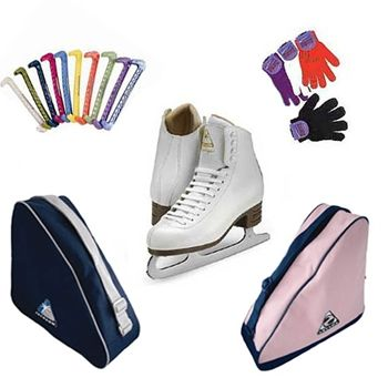 Discount Skatewear - An Online Figure Skating Store: A Sample of Some of the Figure Skating Items Sold by Discount SkateWear