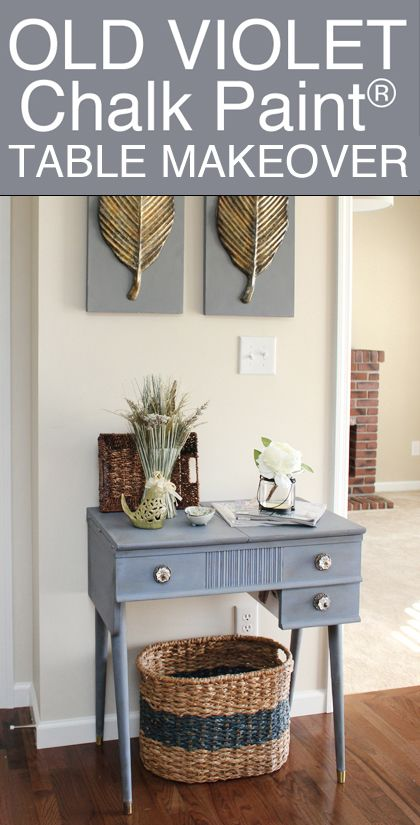 247 best Things painted with Chalk Paint images on Pinterest ...