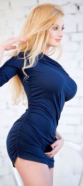 605 Best Big Boobs Tight Top,Dress Images On Pinterest -9587